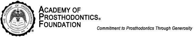 Academy of Prosthodontics Foundation